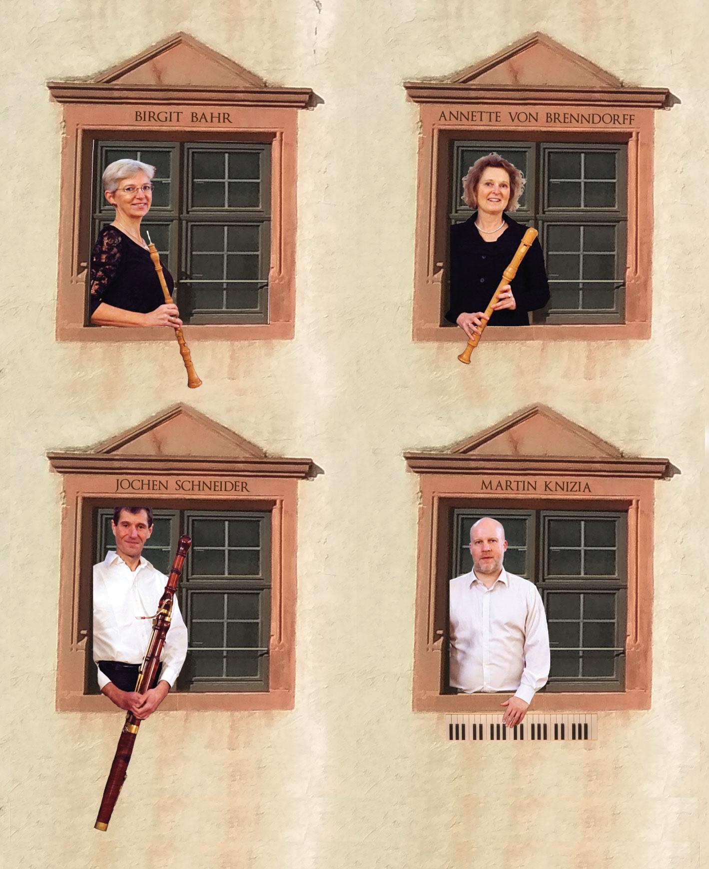Konzert: LA SPERANZA – Augusts starke Hofmusik