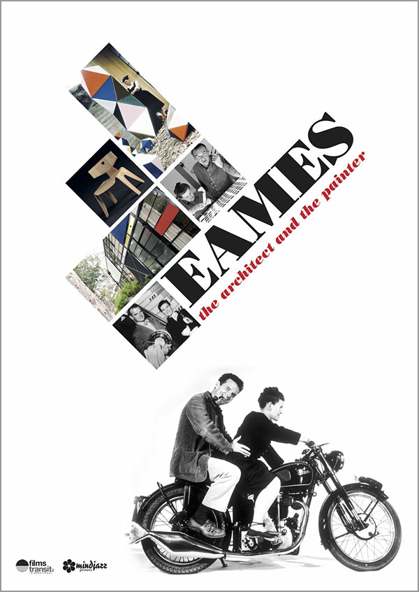 Filmabend: EAMES – the architect and the painter
