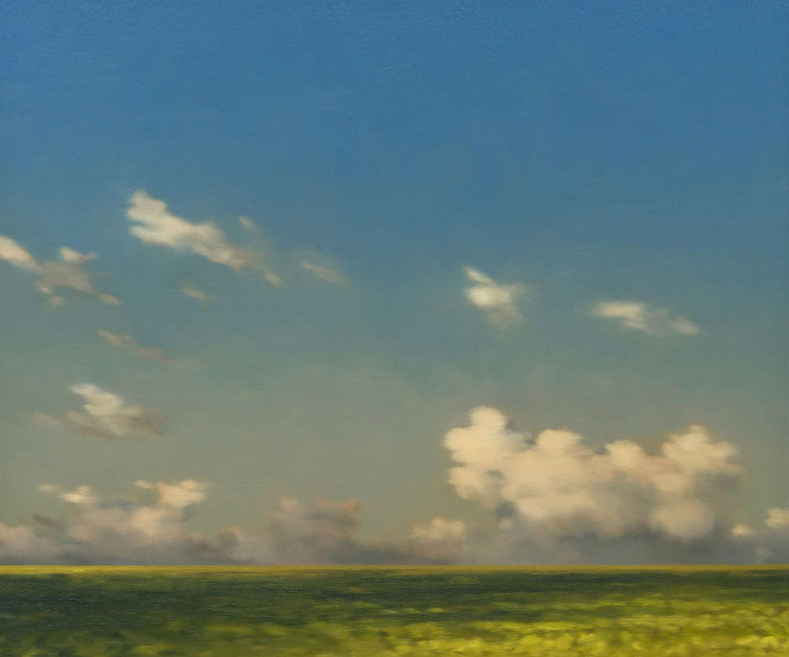 Himmel und Erde – Malerei von Andi Schmitt – entfällt!