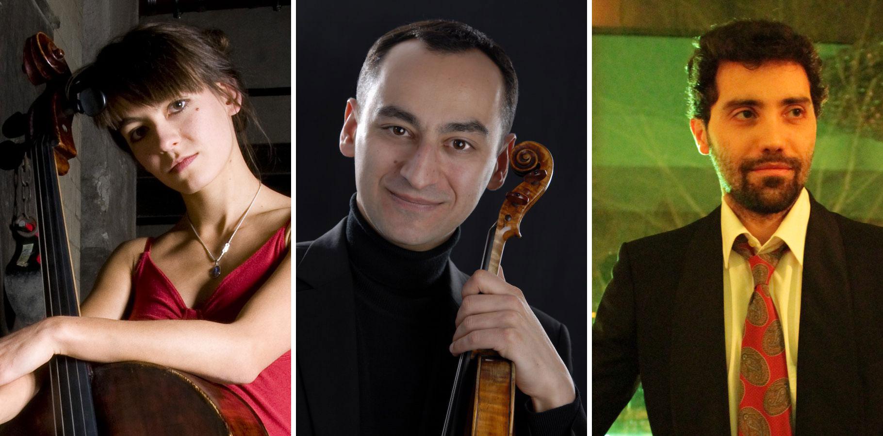 Konzert: TRIO IVANOV – entfällt!