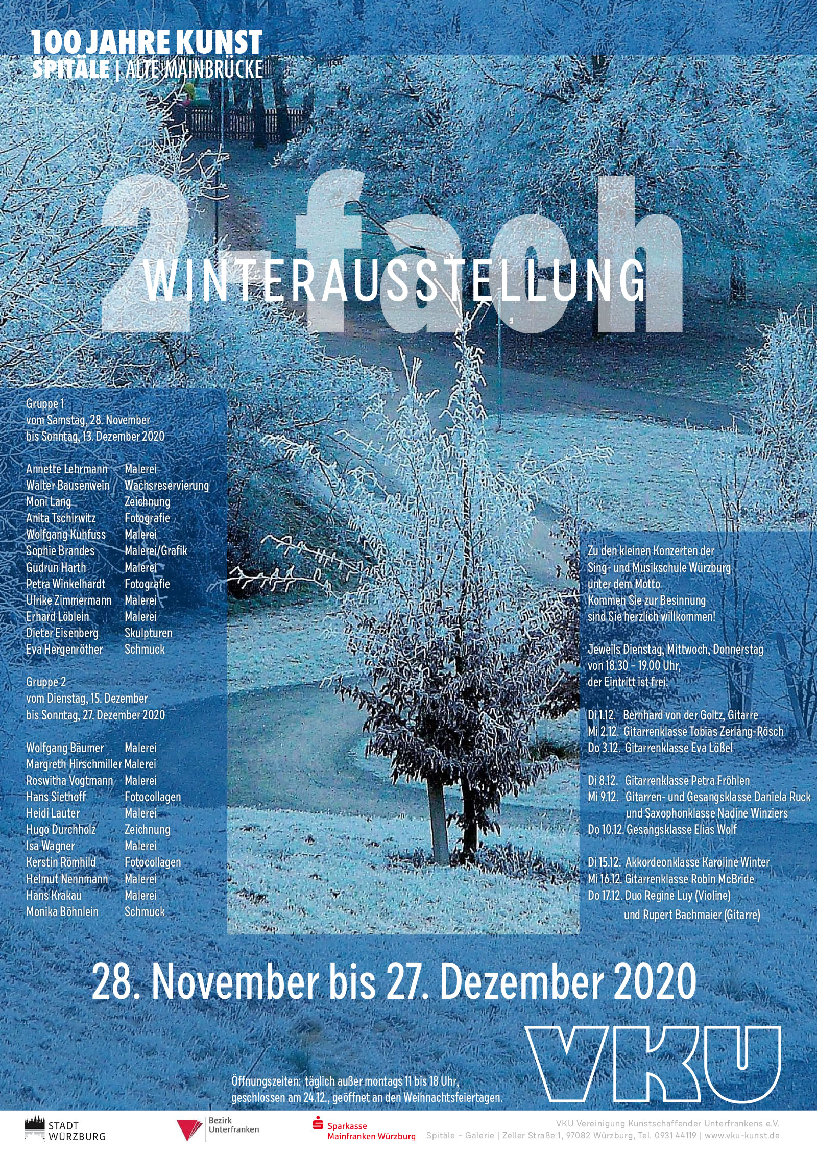 VKU Winterausstellung – virtuell