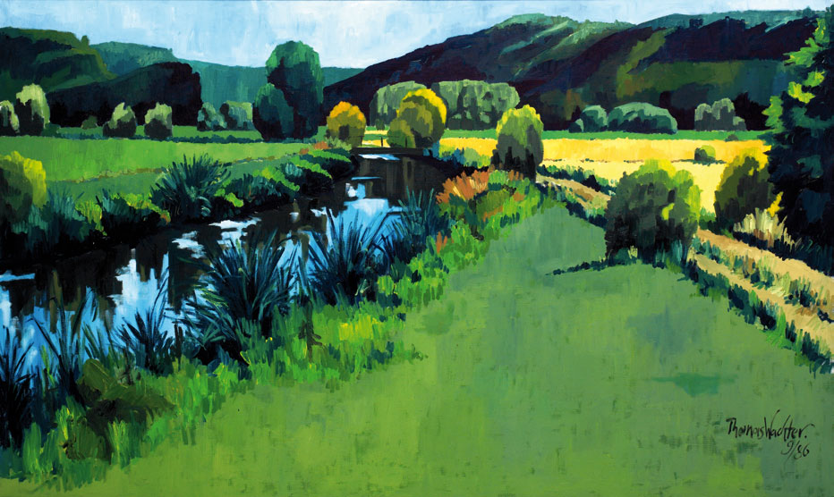 Thomas Wachter – Landschaften