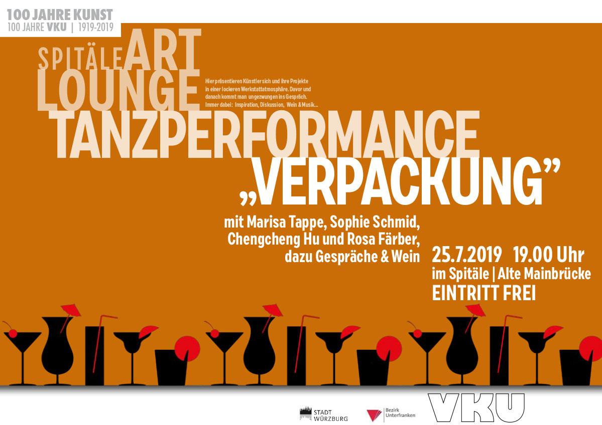 ART LOUNGE mit Marisa Tappe, Sophie Schmid, Chengcheng Hu und Rosa Färber