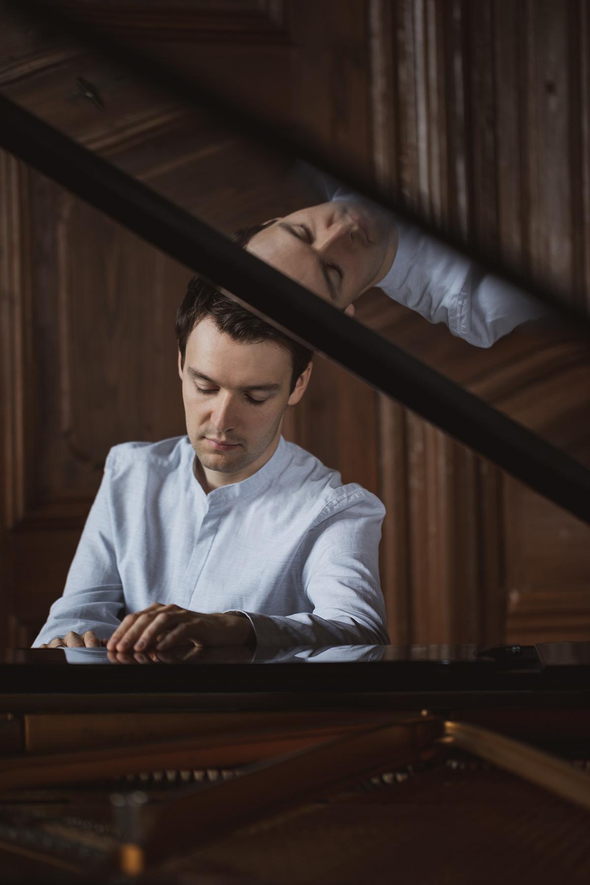 Konzert – Florian Glemser, Klavier