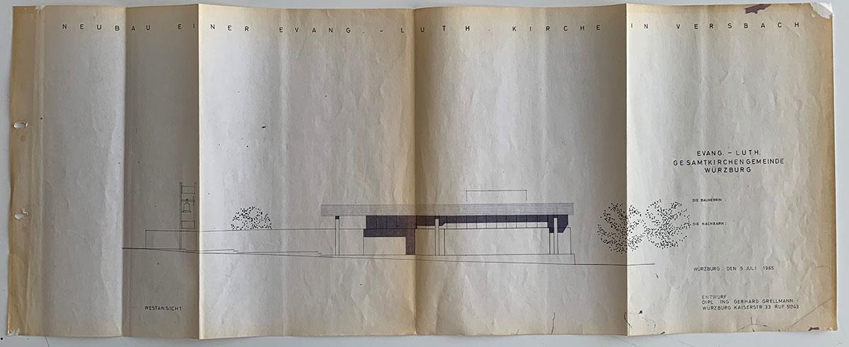 Architektur.Zeichnung