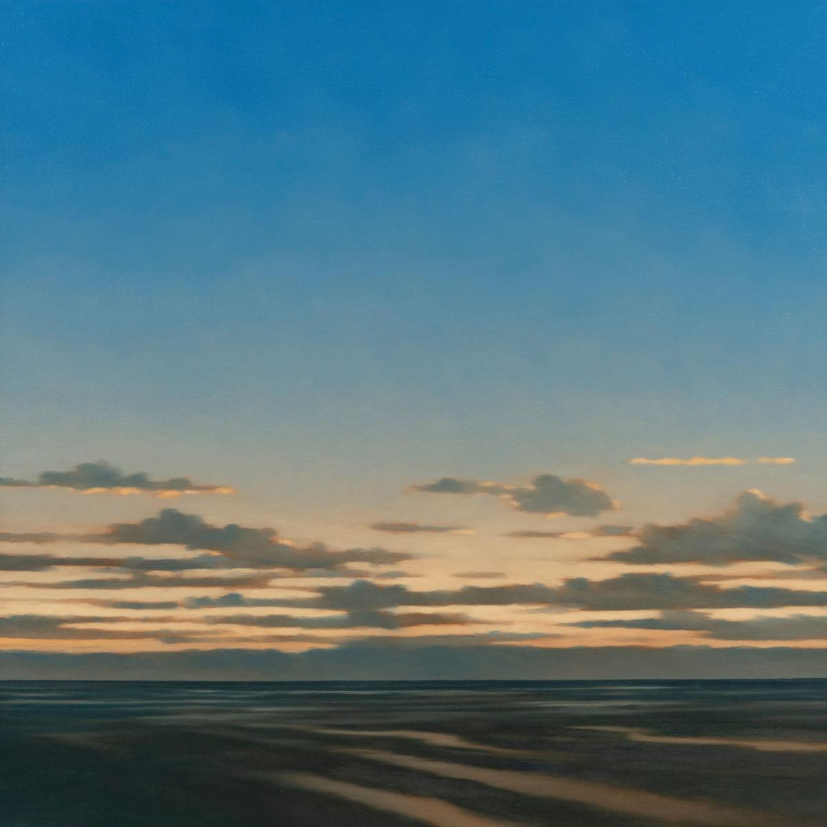 Himmel und Erde – Malerei von Andi Schmitt